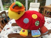 A Lotty Ladybibd rocking sit on toy