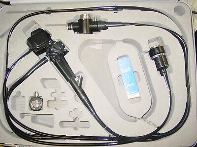 Olympus Gf-um200 Fiber Optic Gastroscope Ultrasound