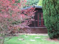 Chalet for sale Caer Beris Holiday Park, Powys