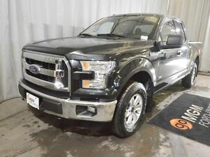 2015 Ford F-150 XLT 4x4 SuperCab 6.5 ft. box 145 in. WB