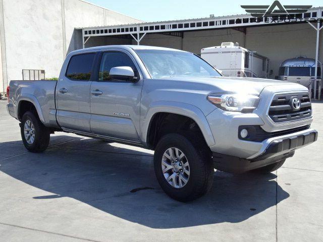 Image 1 Salvaged Toyota Tacoma 2016