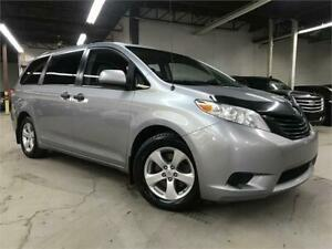 TOYOTA SIENNA CE 2013 / CRUISE / MAGS / 7 PASSAGERS / 145700KM!
