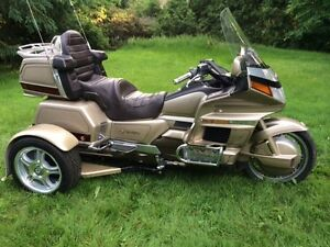 Honda Goldwing Trike à Vendre ou Echanger (for Trade or Sale )