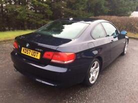 2007 57 BMW 3 SERIES 2.0 320I SE 2D 168 BHP