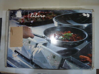 New Flat Top Grill Electrolux Libero Smooth Electric Griddle Top 12.8 Dito