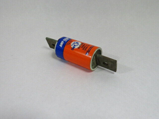 Ferraz Shawmut AJT200 Time Delay Dual Element Smart Spot Fuse 200A 600V  USED