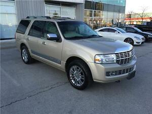 2007 LINCOLN NAVIGATOR*ULTIMATE*DVD*SUN ROOF*NO ACCIEDENTS