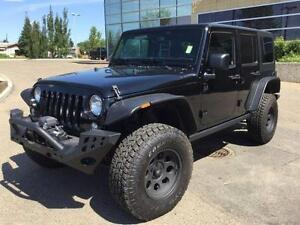'15 Jeep Wrangler Unlimited Rubicon*OFFROAD BEAST $15K IN EXTRA$