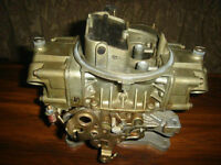 Holley 750 cfm vaccum carb