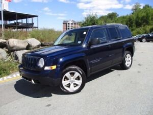 2014 Jeep PATRIOT Limited 4X4 (NAVIGATION, HEATED LEATHER SEATS,