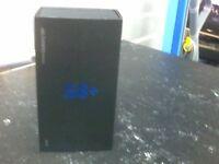 SAMSUNG S8+ MIDNIGHT BLACK 64GB(UNOPENED)