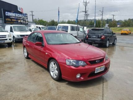 2007 Ford Falcon BF MkII XR6 6 Speed Auto Seq Sportshift Sedan Lilydale Yarra Ranges Preview