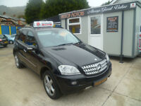2008 MERCEDES ML420 SPORT CDI-AUTOMATIC {FSH} ! ALL CREDIT/DEBIT CARDS ACCEPTED