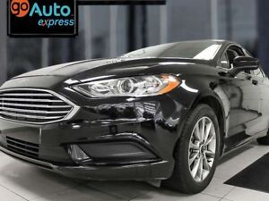 2017 Ford Fusion SE- sunroof, power seats, and keyless entry