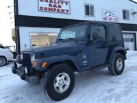 2003 Jeep TJ Sport 5 speed Great condition for the mileage!! Red Deer Alberta Preview