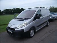 CITROEN DISPATCH 1000 L1H1 ENTERPRISE HDI 90, Silver, Manual, Diesel, 2011