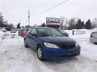 2005 Honda Civic Cpe SE **** VERY CLEAN**** PRICED TO SELL****