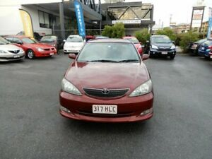 2003 Toyota Camry ACV36R Sportivo Red 4 Speed Automatic Sedan