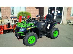 FREE TRAILER 2016 Arctic Cat 700 TRV Special Edition $46 p/w OAC