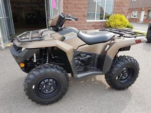 FREE TRAILER**2019 Suzuki ATV 750 King Quad $46 per week OAC