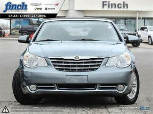 2008 Chrysler Sebring Touring Convertible Excellent Condition