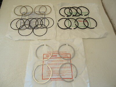 3 38 Piston Rings For Allis Chalmers B C Ca Rc D10 Farm Tractor Made In Usa