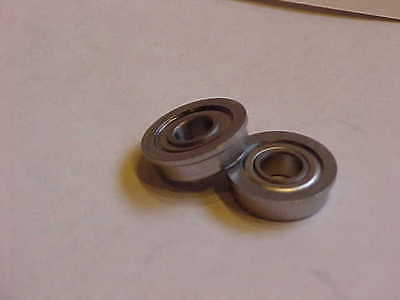 Fr4-2z Flanged Bearings 2 Pieces 14 X 58 New Fr4zz