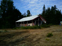 Camp chasse et pèche  (secteur Parent Qc.)