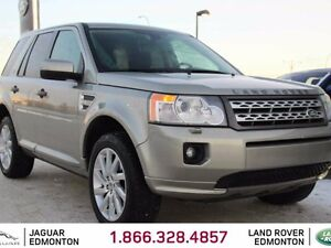 2011 Land Rover LR2 HSE - LOCAL EDMONTON TRADE IN | NO ACCIDENTS