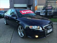 2006 Audi A4 B7 2.0 TFSI S-Line CVT MULTIT CVT Multitronic Sedan Brooklyn Brimbank Area Preview