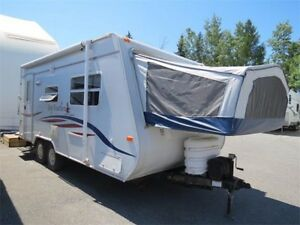 2007 Jayco JAY FEATHER HYBRID 19H