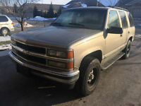 1999 Chevrolet Tahoe SUV - SAFETY - E-TESTED