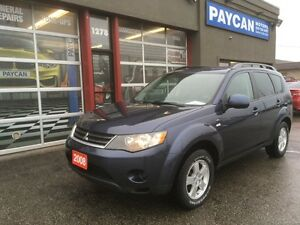 2008 Mitsubishi Outlander LS | WE'LL BUY YOUR VEHICLE!