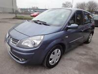 LHD 2008 RENAULT GRAND SCENIC 1.5 DIESEL 7 SEATER 5Door. SPANISH REGISTERED