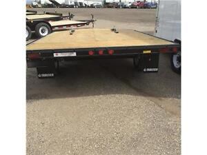 2016 Warner SM2-10 Snowmobile Trailer Regina Regina Area image 2