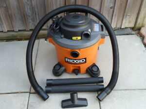 NEW - Ridgid Wet / Dry Vacuum