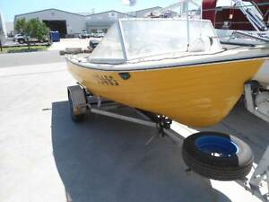 Gannett 15 ' Fishing Boat Largs North Port Adelaide Area Preview