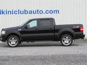 2005 FORD F-150 FX4 V8 5.4L 4x4***** FULL EQUIPEE*****MAGS 22 PO