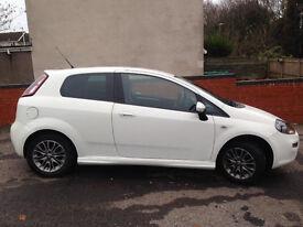 Fiat Punto 2012 £4,000 ONO