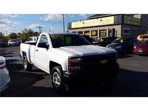 2014 Chevrolet Silverado LOW KM's! GAURANTEED FINANCING