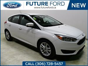 2017 Ford Focus SE HEATED SEATS-WHEEL&MIRRORS-REMOTE START