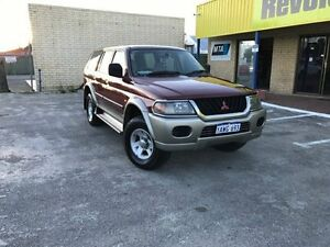 MITSUBISHI CHALLENGER 4WD IN VERY NICE CONDITION Maddington Gosnells Area Preview