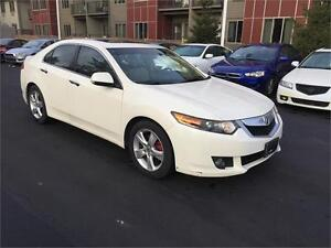 2009 Acura TSX w/Premium Pkg | CERTIFICATION AND ETEST INCLUDED Cambridge Kitchener Area image 9