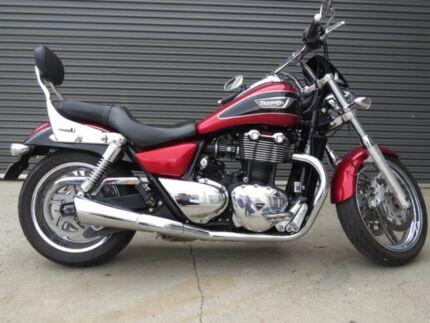 2011 Triumph THUNDERBIRD 1600 ABS Road Bike 1597cc Geelong Geelong City Preview