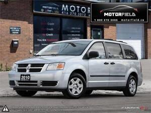 2010 Dodge Grand Caravan SE *Accident Free, One Owner,