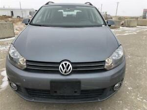2014 Volkswagen Golf Wolfsburg Wagon **ONLY 51,733kms**