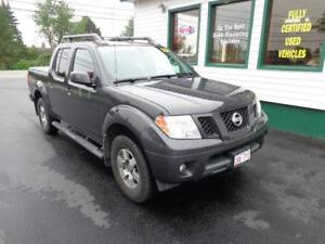 2012 Nissan Frontier PRO-4X only $221 bi-weekly all in!