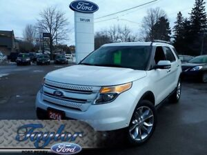 2014 Ford Explorer Limited*BUCKET SEATS**LEATHER**NAV*