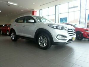 2016 Hyundai Tucson TLE Active 2WD Silver 6 Speed Sports Automatic Wagon