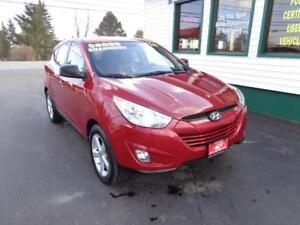 2011 Hyundai Tucson GL AWD for only $124 bi-weekly all in!(4yrs)